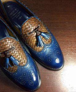 Комплексный уход за кожаной обувью.