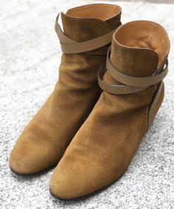 Услуги по химчистке обуви