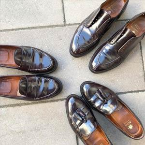 Реставрация царапин и повреждений на обуви