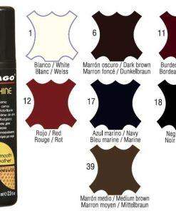 Крем-блеск для обуви Tarrago цвета