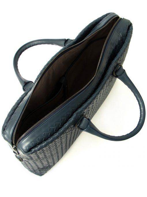 Замена молнии у сумки.