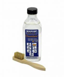Очиститель для замши Omnidaim — Saphir, 100мл.