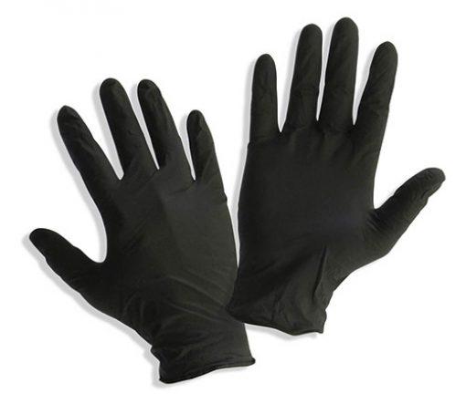Перчатки нитриловые — 1 пара