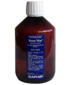 Очиститель для обуви Reno Mat — Saphir, 500 мл