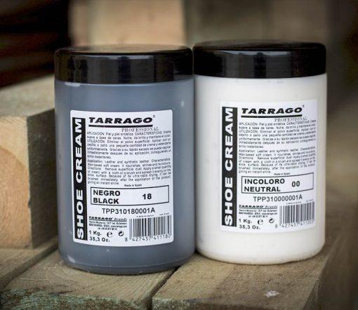 Крем-самоблеск для обуви Self Shine Shoe Cream — Tarrago, черный и нейтральный