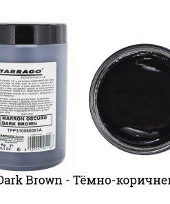 Крем-самоблеск для обуви Self Shine Shoe Cream — Tarrago, темно-коричневый
