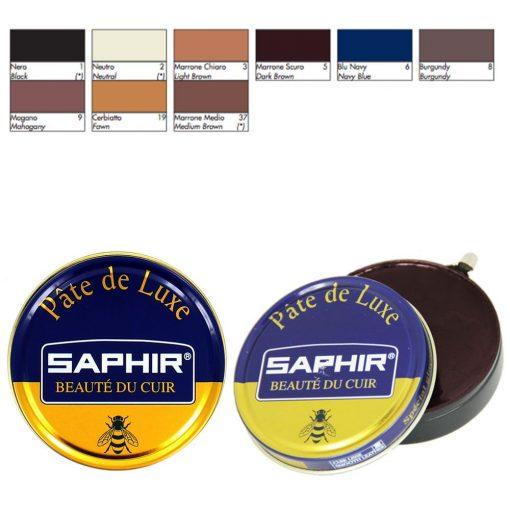 Pate de Luxe — Saphir варианты цвета