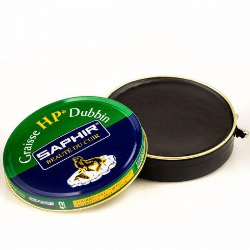 Пропитка для обуви Graisse HP — Saphir, 100мл, черный