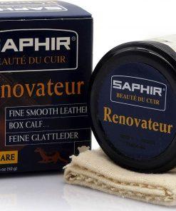 Бальзам для обуви Renovateur — Saphir, 50мл.