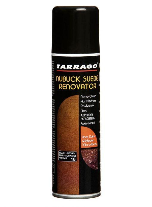 Краска для замши, велюра и нубука Renovator — Tarrago, 250 мл.