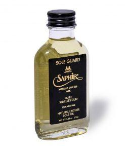 Масло для кожаной подошвы Sole Guard — Saphir