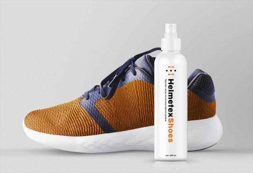 Дезодорант-нейтрализатор запаха для обуви HelmetexShoes.