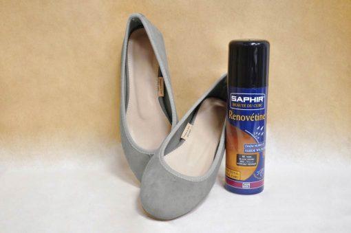 Краска для обуви.